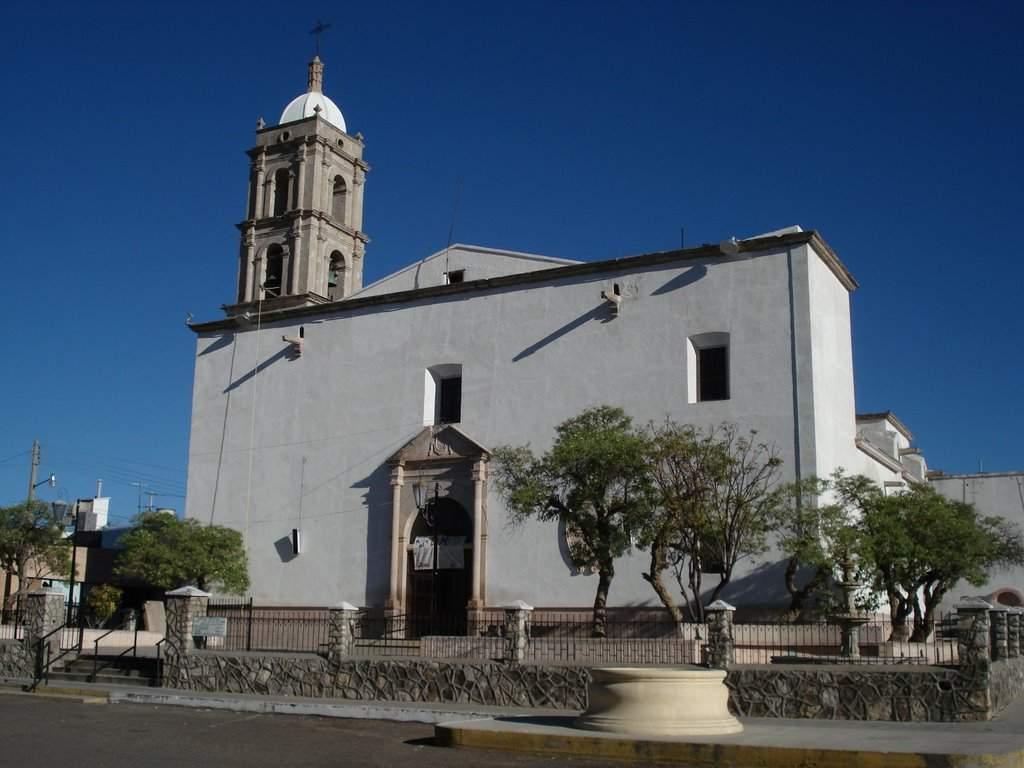 parroquia de camargo camargo
