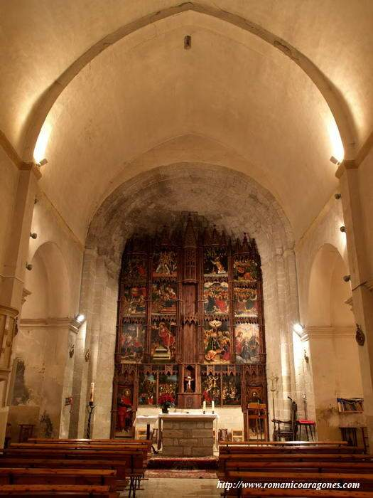 parroquia de capilla capella