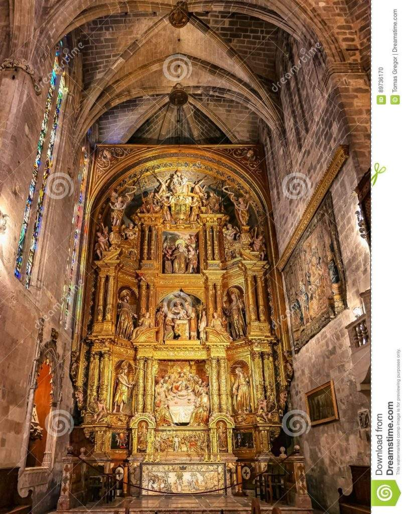 parroquia de corpus christi palma de mallorca