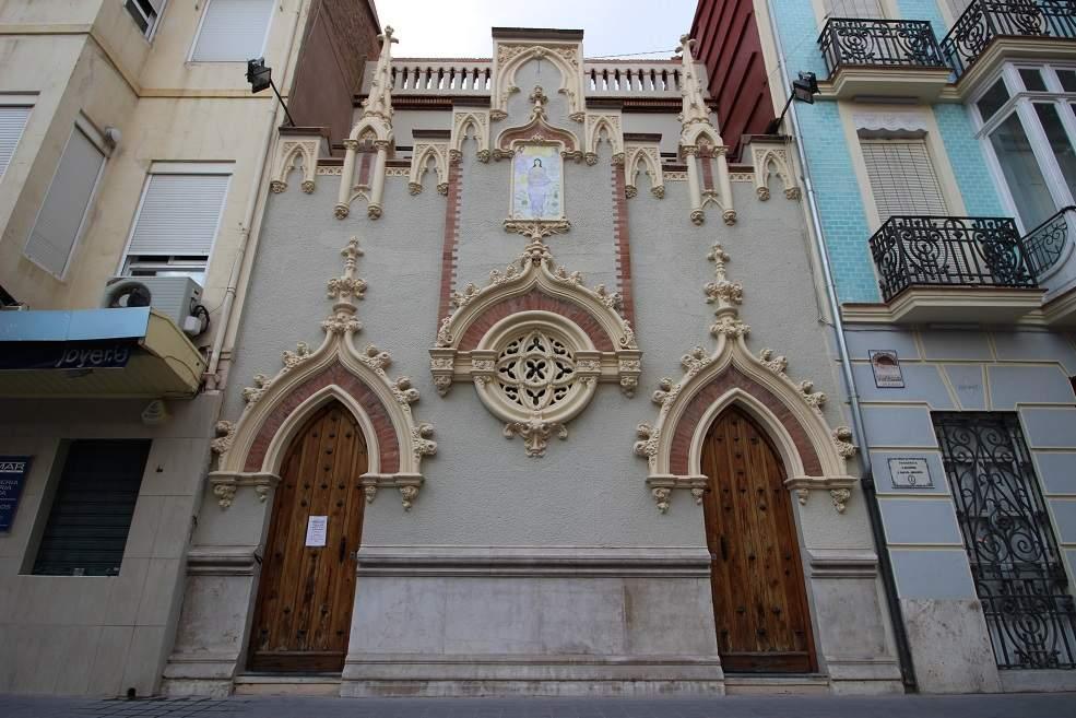 parroquia de cristo redentor san rafael arcangel valencia