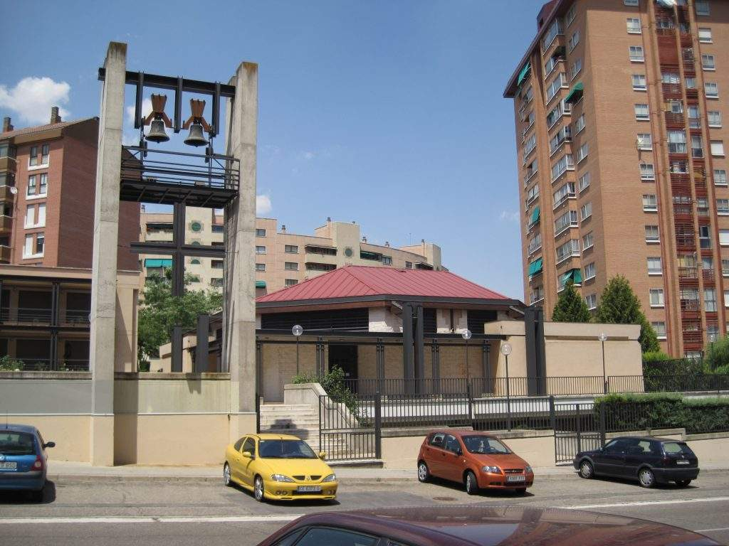 parroquia de cristo redentor valladolid