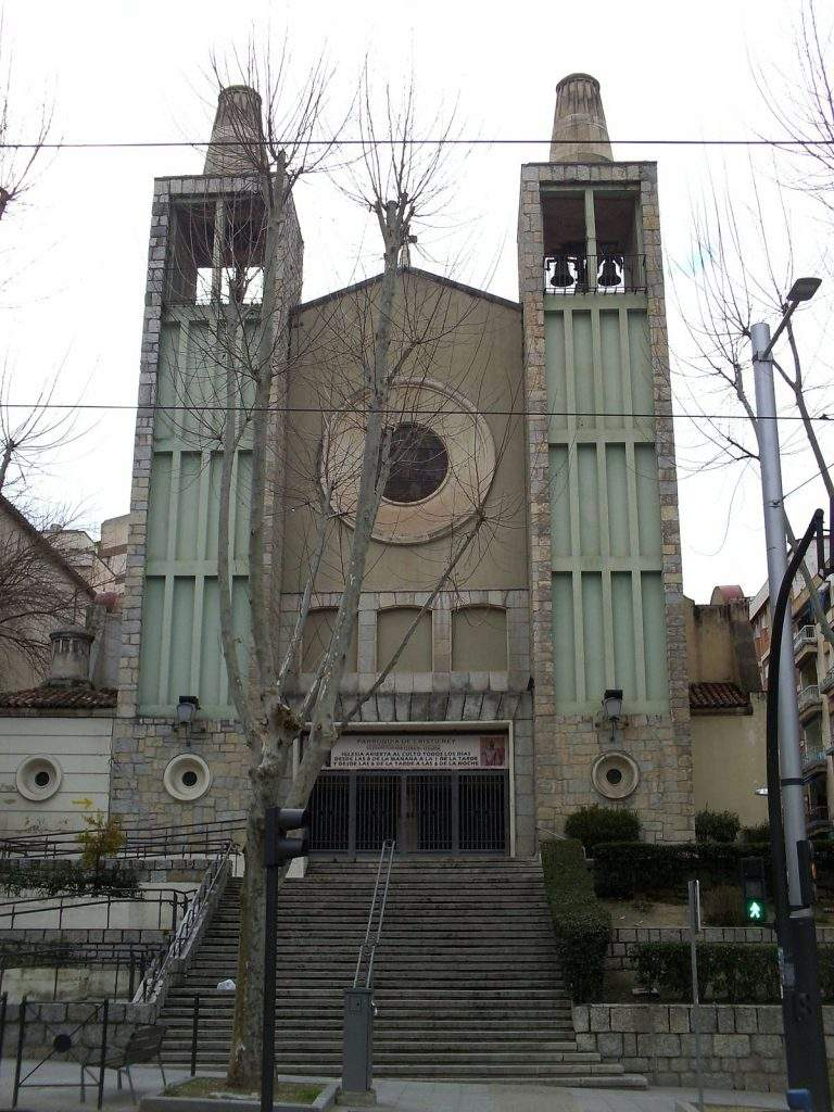 parroquia de cristo rey jaen