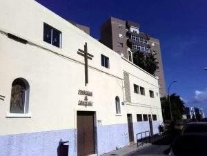 parroquia de cristo rey los tarahales las palmas de gran canaria