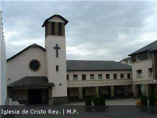 parroquia de cristo rey sabinanigo