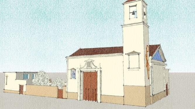 parroquia de cristo sacerdote huelva