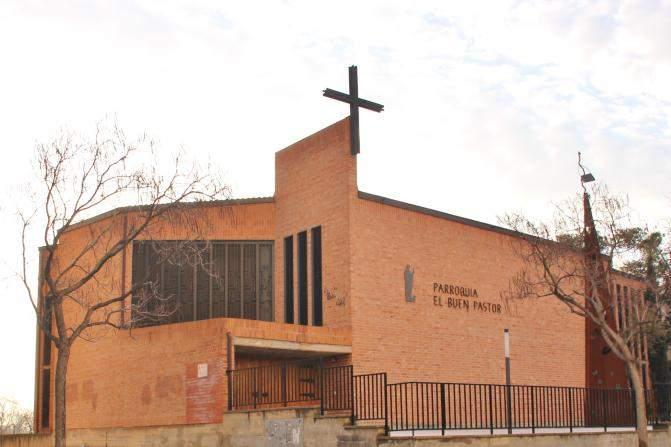 parroquia de el buen pastor zaragoza