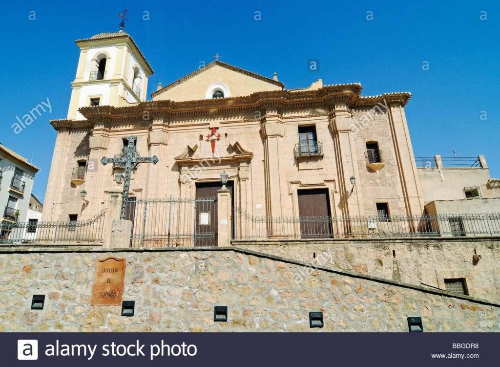 parroquia de el ranero murcia