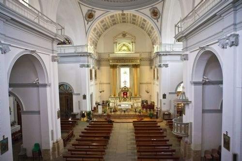 parroquia de el salvador alicante