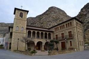 parroquia de el salvador azagra