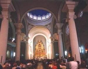 parroquia de el salvador elx
