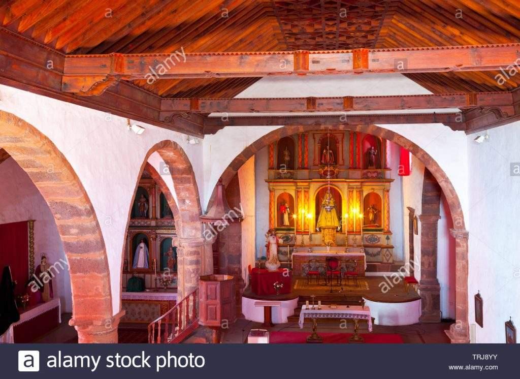 parroquia de el salvador galar