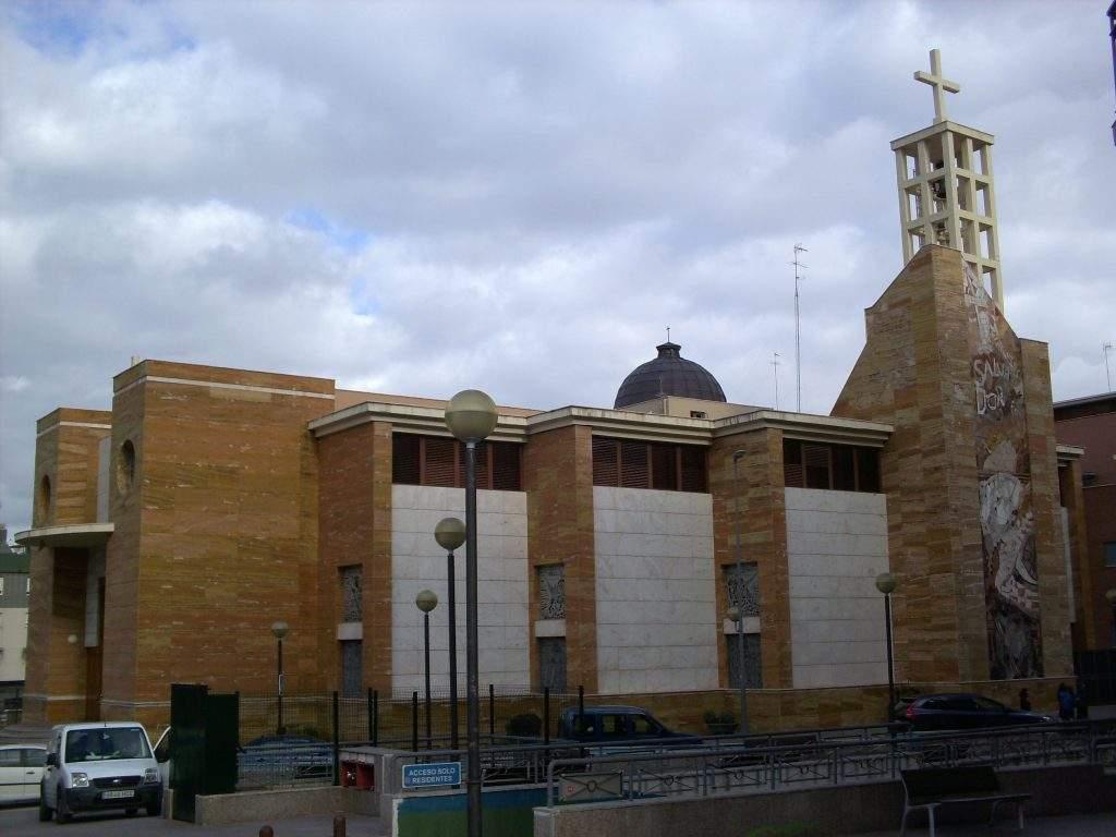 parroquia de el salvador jaen