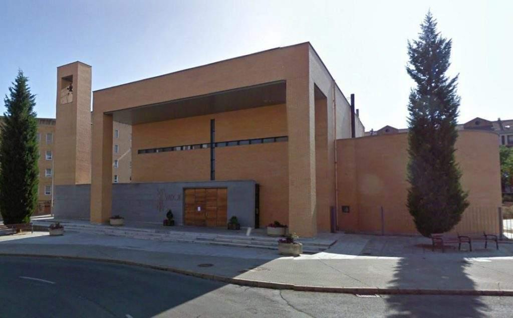 parroquia de el salvador leon