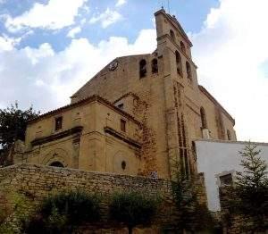 parroquia de el salvador luesia 1