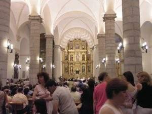 parroquia de el salvador madridejos