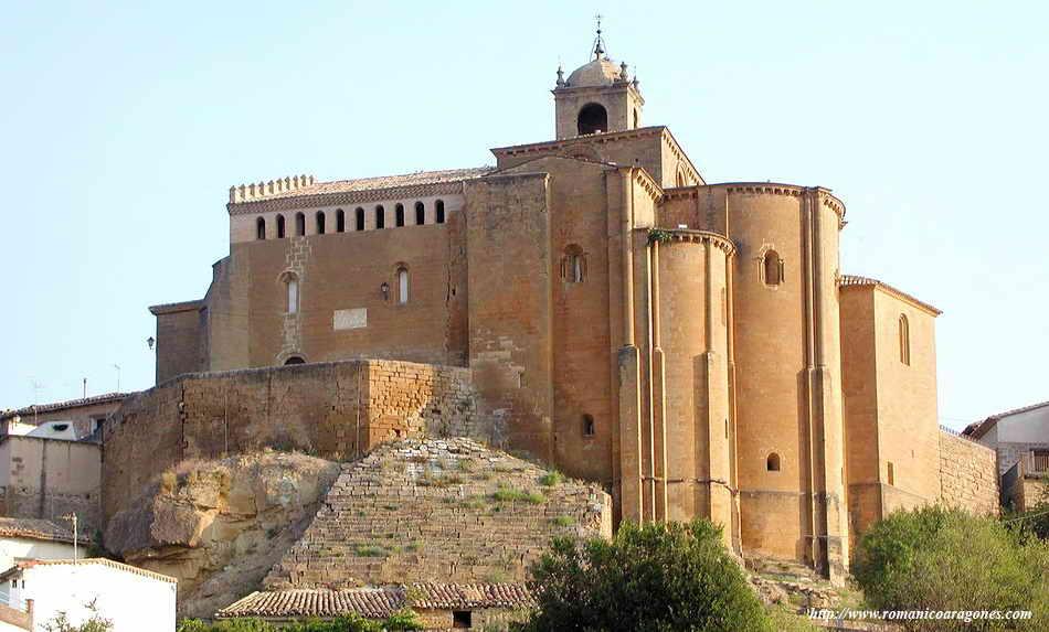 parroquia de el salvador murillo de gallego