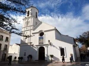 parroquia de el salvador nerja
