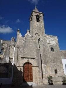Parroquia de El Salvador (Oliva)