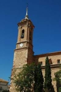 parroquia de el salvador tornos