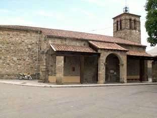 parroquia de el salvador velilla del rio carrion