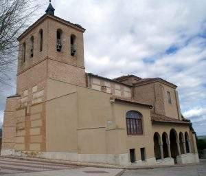 parroquia de fuente de santa cruz de coca fuente de santa cruz de coca
