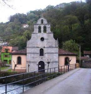 Parroquia de Godos (Trubia)
