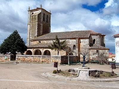 parroquia de guadilla de villamar sotresgudo