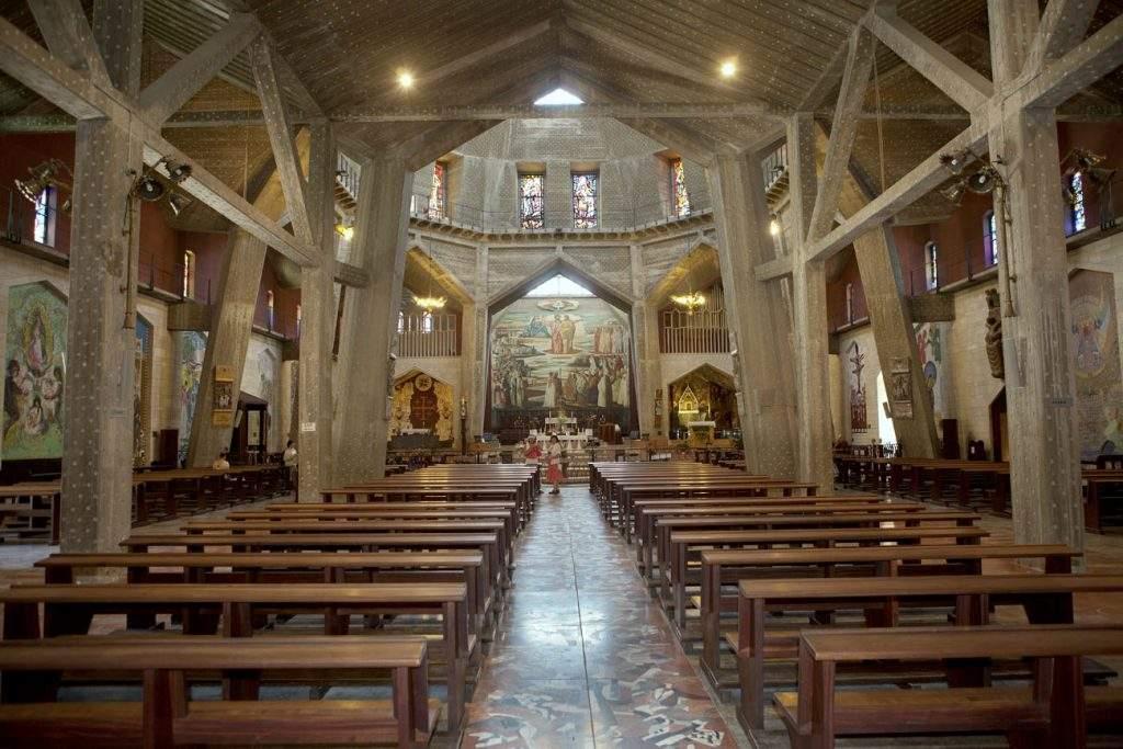 parroquia de jesus de nazaret almeria
