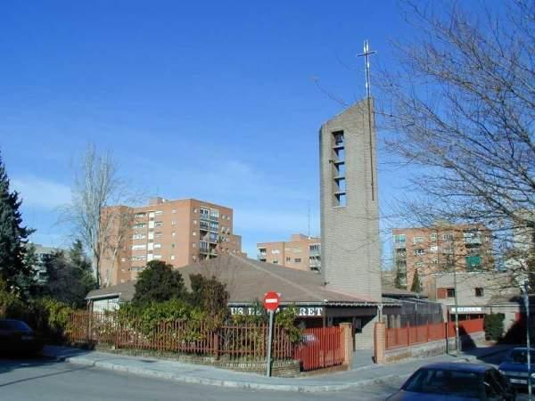 parroquia de jesus de nazaret madrid