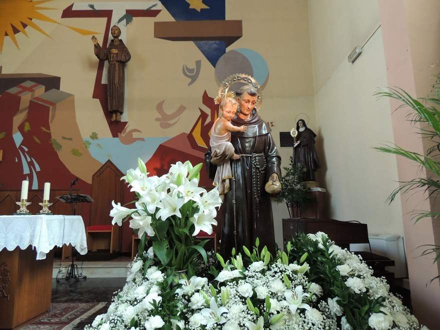 parroquia de jesus maestro franciscanos zaragoza