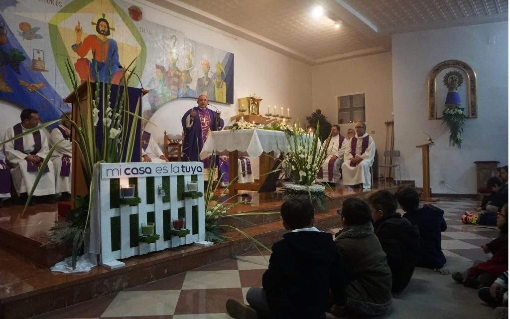 parroquia de jesus obrero la vall duixo