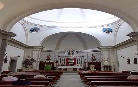 parroquia de la anunciacion de nuestra senora pozuelo de alarcon