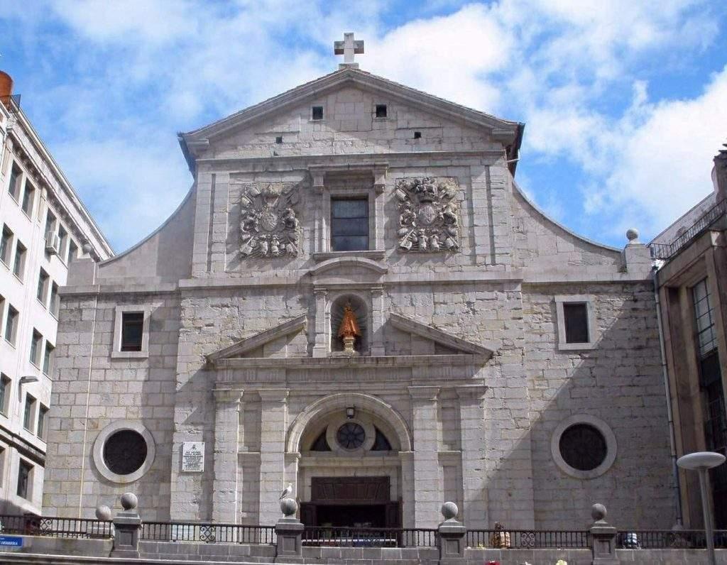 parroquia de la anunciacion santander