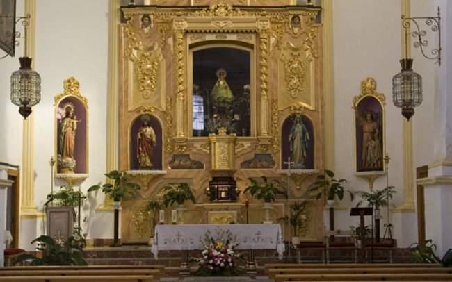 parroquia de la anunciacion zujar