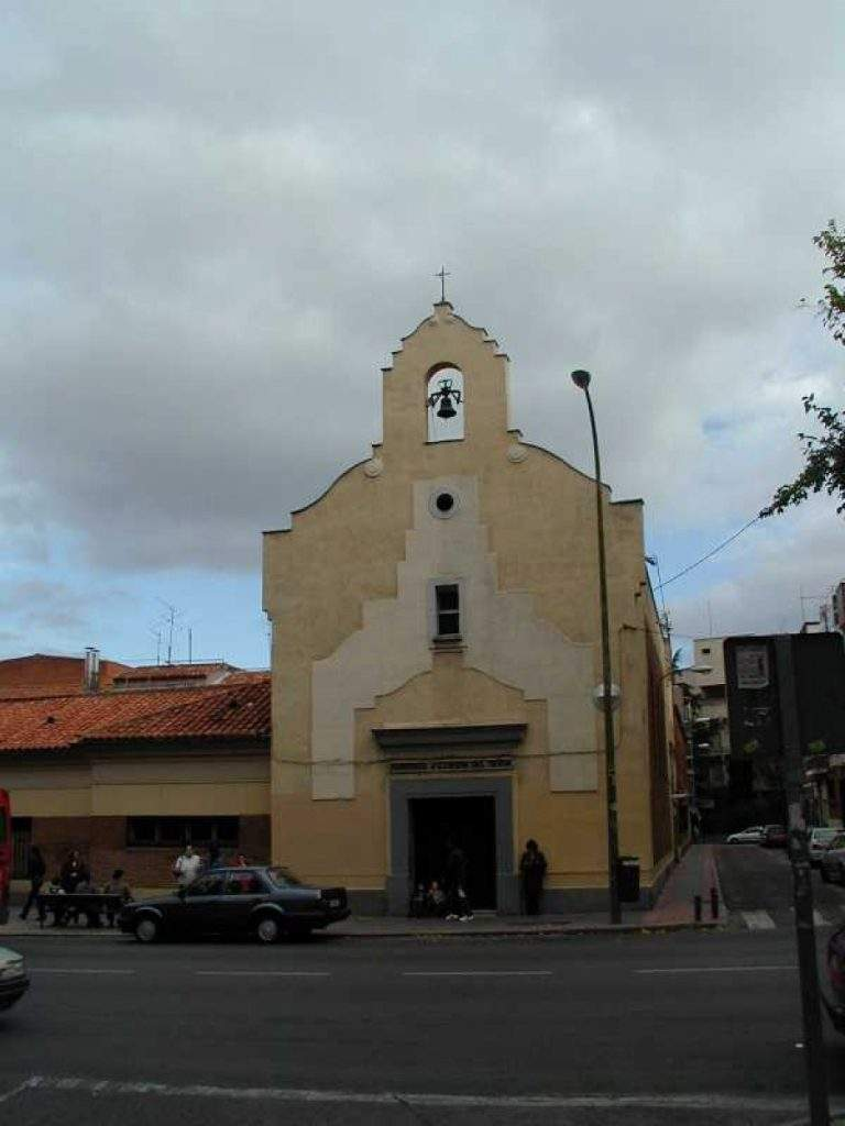 parroquia de la ascension del senor madrid