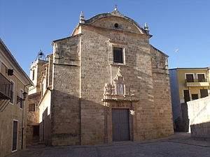 parroquia de la assumpcio de la mare de deu salitja