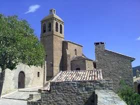 parroquia de la asuncion de maria agustinos recoletos lobera de onsella