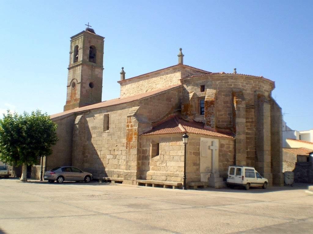 parroquia de la asuncion de santa maria bermillo de sayago
