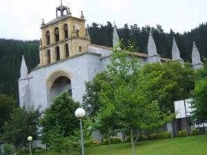 Parroquia de la Asunción de Santa María (Markina-Xemein)