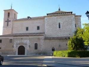 Parroquia de La Asunción (templo de Santa María) (Ocaña)