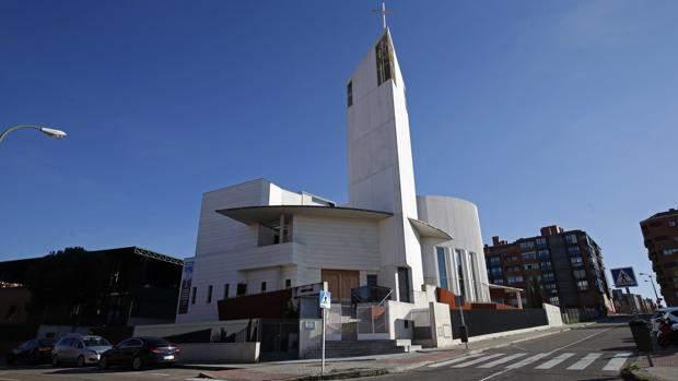 parroquia de la beata maria ana mogas madrid