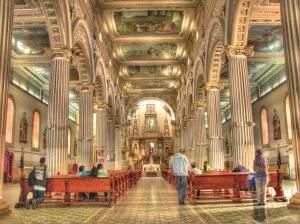 Parroquia de la Cátedra de San Pedro en Antioquía (Pesaguero)