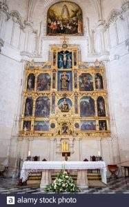 parroquia de la catedra san pedro huerta del rey 1
