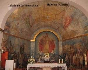 parroquia de la concepcion balerma el ejido