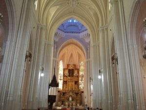 Parroquia de la Concepción de Nuestra Señora (Valfermoso de las Monjas)