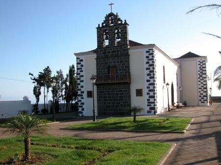 parroquia de la cruz del senor el granel puntallana