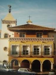 parroquia de la divina pastora marbella