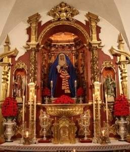 parroquia de la divina pastora y santa teresa de jesus malaga