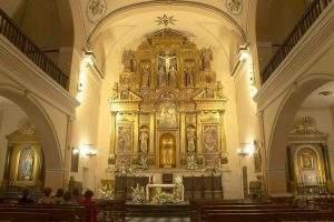 parroquia de la encarnacion cambil