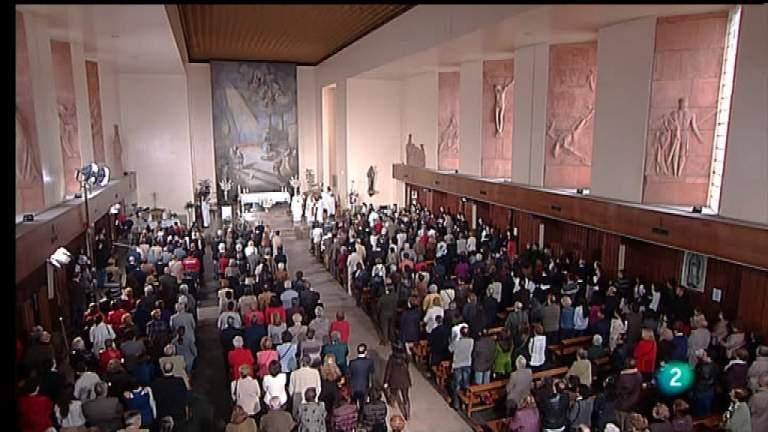 parroquia de la encarnacion del senor madrid